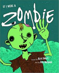 If I Were a Zombie Kate Inglis Cover