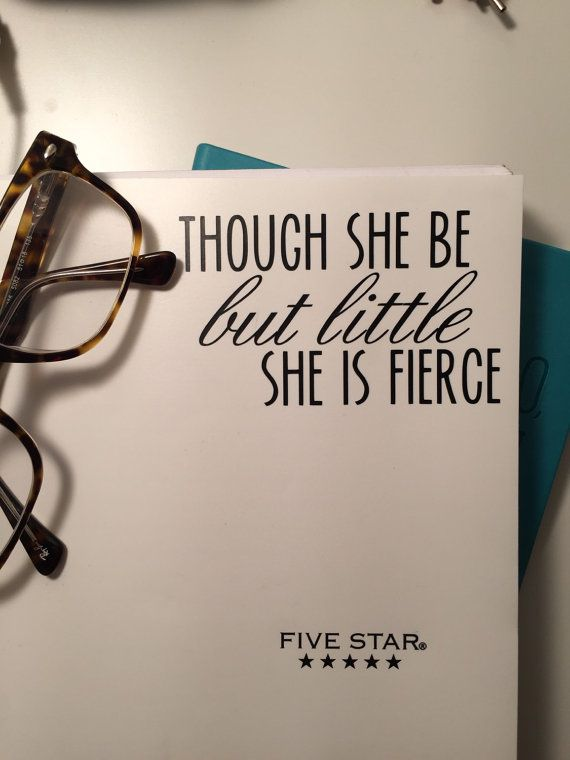 Inspirational Quote Decal - WithLoveAbigaleMarie