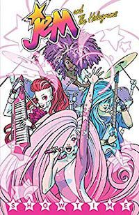 Jem and the Holograms Vol 1 by Kelly Thompson (author) and Sophie Campbell (illustrator)
