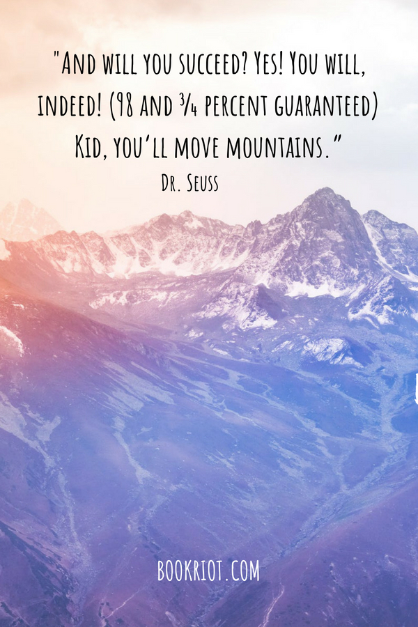 25 Dr Seuss Quotes To Remind You To Be Good And Do Good