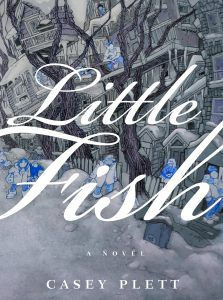 little fish by casey plett cover