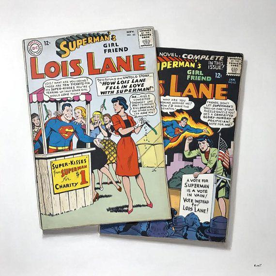 Lois Lane Painting