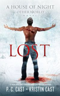 Cover of LOST by P. C. and Kristin Cast