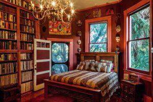 Louisiana Airbnb Reading Retreat