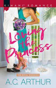 Loving the Princess cover