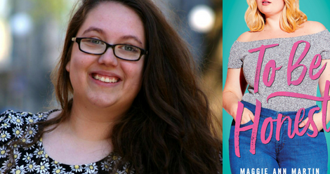 Maggie Ann Martin To Be Honest from An Interview with Maggie Ann Martin | bookriot.com