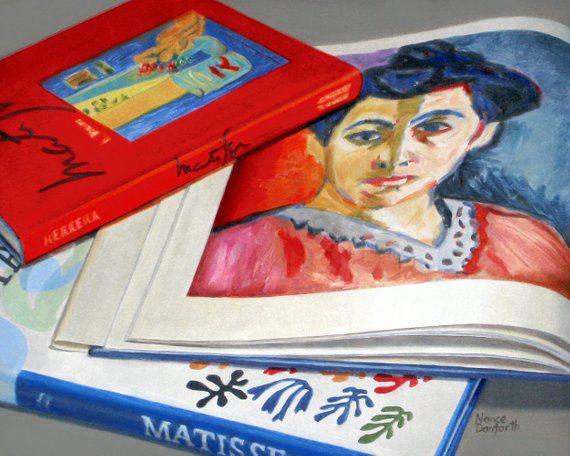 Matisse Paintings Etsy