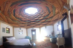 New Mexico Airbnb Reading Retreat