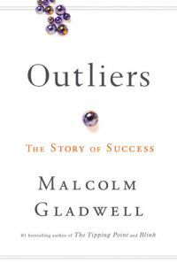 Cover of OUTLIERS: THE STORY OF SUCCESS by Malcolm Gladwell