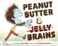 Peanut Butter and Brains Joe McGee Cover