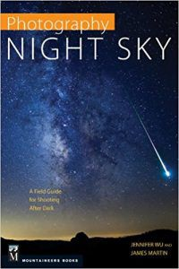 photography night sky cover