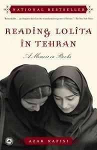 Reading Lolita in Tehran A Memoir in Books by Azar Nafisi cover