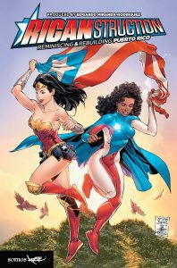 Ricanstruction: Reminiscing & Rebuilding Puerto Rico by Edgardo Miranda-Rodriguez