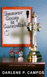 """Cover for """"Summer Camp is Cancelled"""""""