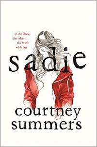 Cover of SADIE by Courtney Summers