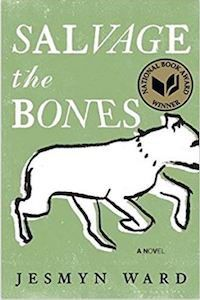 Salvage the Bones Jesmyn Ward cover