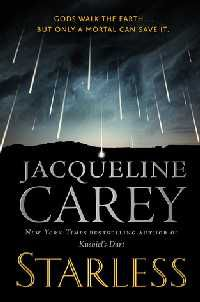 Starless by Jacqueline Carey cover