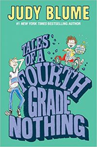 Tales of a Fourth Grade Nothing Judy Blume Cover