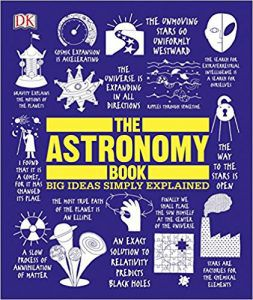 the astronomy book cover
