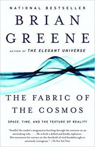 Cover for Brian Green's The Fabric of the Cosmos
