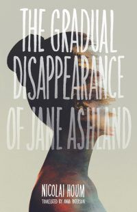 cover from The Gradual Disappearance of Jane Ashland