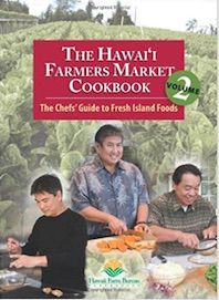 The Hawaii Farmers Market Cookbook Hawaii Farmers Market Bureau cover