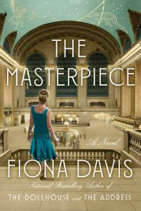 The Masterpiece by Fiona Davis cover