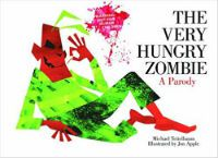 The Very Hungry Zombie Michael Teitelbaum Cover
