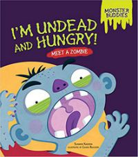 I'm Undead and Hungry Shannon Knudsen Cover