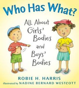 Who Has What? by Robie H. Harris and Nadine Bernard Westcott