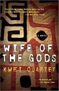Wife of the Gods Kwei Quartey Cover