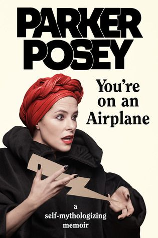 You're on an Airplane by Parker Posey cover