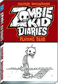 Zombie Kid Diaries Playing Dead Fred Perry Cover