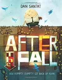 After the Fall by Dan Santat book cover