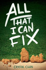All That I Can Fix by Crystal Chan book cover