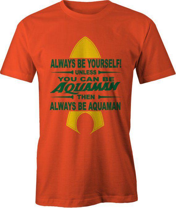 aquaman t-shirts