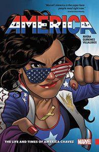 America by Gabby Rivera book cover