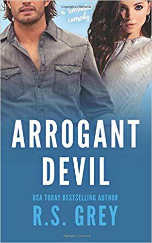 arrogant devil cover