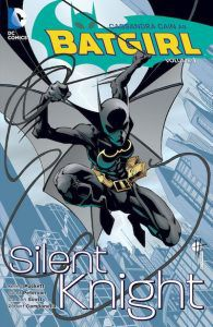 Silent Knight book cover
