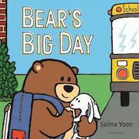 Bears Big Day Book Cover