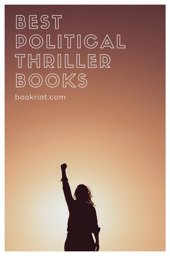 political thriller books