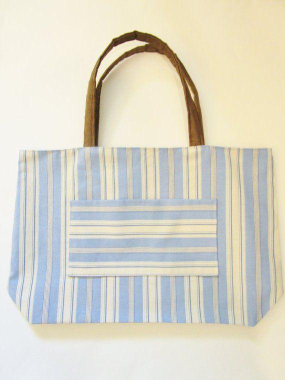 Big canvas tote bag