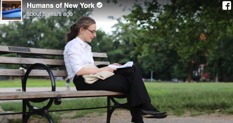 bookish humans of new york