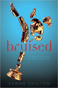 Bruised book cover