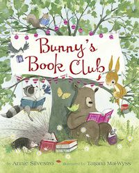 Bunnys Book Club Book Cover