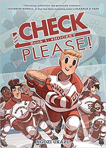 Check, Please!: #Hockey Vol. 1