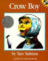 Crow Boy Book Cover