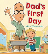Dads First Day Book Cover