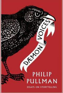 Daemon Voices by Philip Pullman book cover