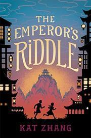 Emperor's Riddle Kat Zhang